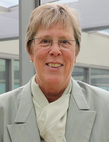 Professor Christine Duffield FACN