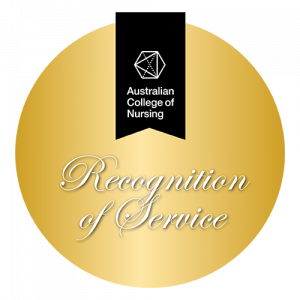 recognition of service gradient circle logo 500x500