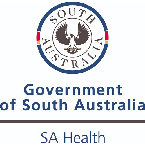 SA Government SA Health logo