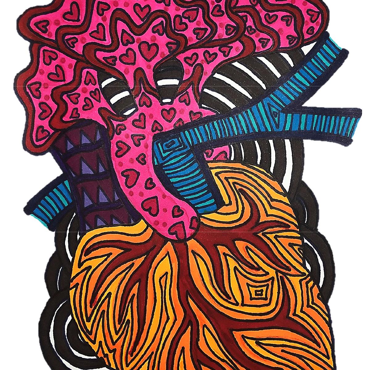 Creative Challenge - Georgina Rudken MACN